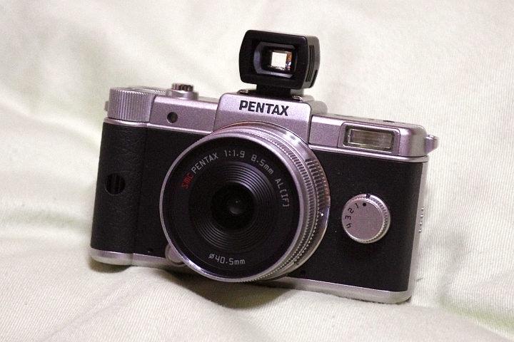 21』ペンタックス PENTAX Q 02ズームレンズキット nws32...
