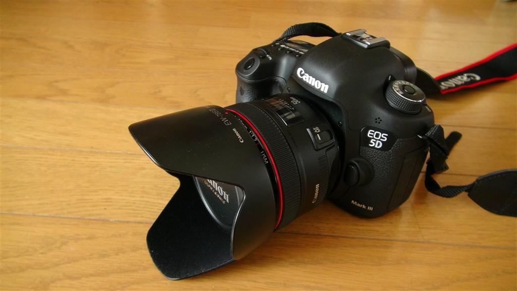 価格.com - 『5D3+50L+花型フード 厳つい!!!』CANON EF50mm F1.2L ...